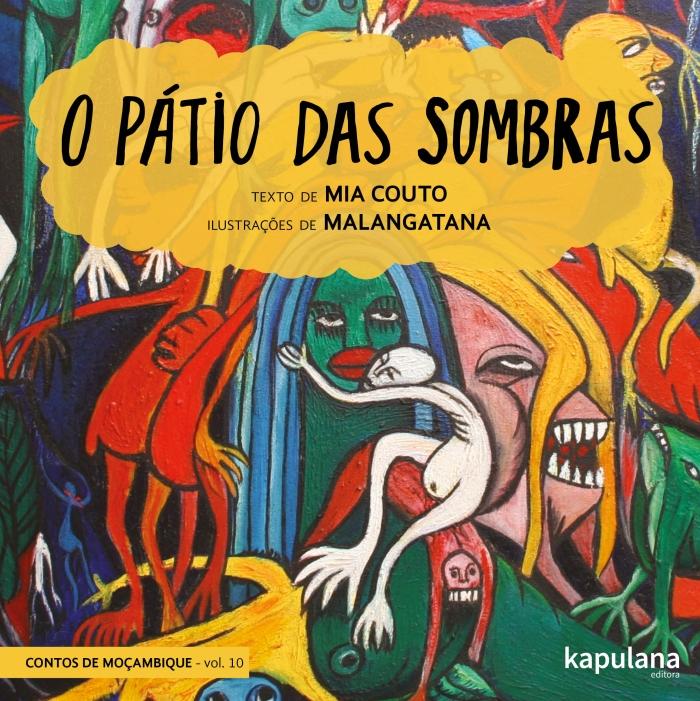 Capa - O PATIO DAS SOMBRAS